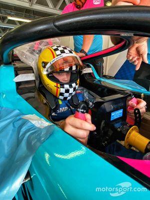 Irina Sidorkova, 3Y Evans GP