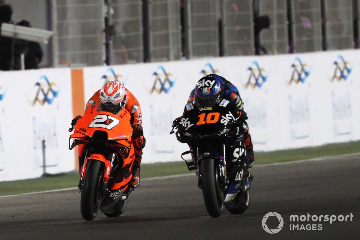 Iker Lecuona, KTM Tech3, Luca Marini, Esponsorama Racing