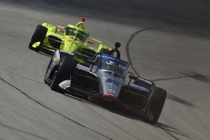 Ed Carpenter, Ed Carpenter Racing Chevrolet, Simon Pagenaud, Team Penske Chevrolet