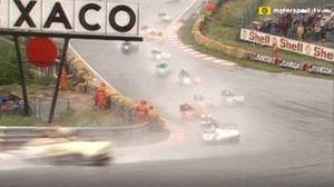 FIM Sidecar World Championship 1986 at Spa-Francorchamps