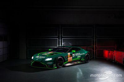 D'station Racing announcement