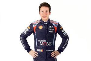 Martijn Wydaeghe, Hyundai Motorsport