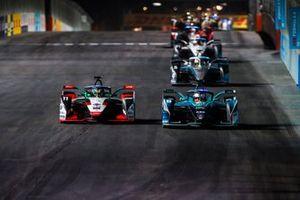 Lucas Di Grassi, Audi Sport ABT Schaeffler, Audi e-tron FE07, Oliver Turvey, NIO 333, NIO 333 001