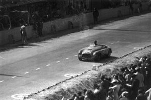 Luigi Chinetti, Lord Selsdon, Ferrari 166MM
