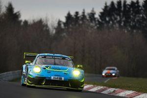#25 Huber Motorsport Porsche 911 GT3 R: Philipp Neuffer, Stefan Aust, Nico Menzel