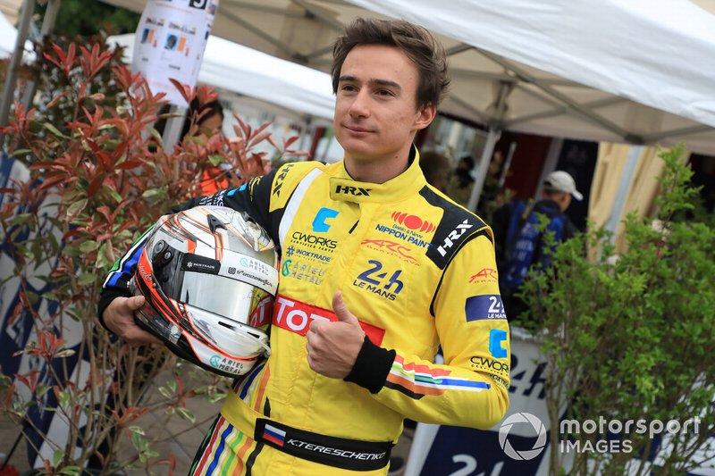 #49 ARC Bratislava Ligier JSP217 Gibson: Konstantin Tereschenko