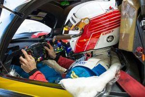 #20 High Class Racing Oreca 07 Gibson: Mathias Beche