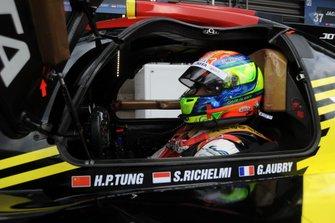 #38 Jackie Chan DC Racing Oreca 07: Gabriel Aubry