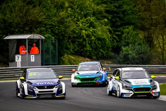 Josh Files, Target Competition Hyundai i30 N TCR, Julien Briché, JSB Compétition Peugeot 308 TCR
