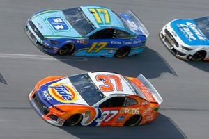 Chris Buescher, JTG Daugherty Racing, Chevrolet Camaro Tide Pods Ricky Stenhouse Jr., Roush Fenway Racing, Ford Mustang Fifth Third Bank