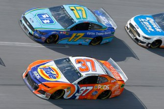 Chris Buescher, JTG Daugherty Racing, Chevrolet Camaro Tide Pods Ricky Stenhouse Jr., Roush Fenway Racing, Ford Mustang Fifth Third Bank