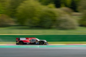 #37 Jackie Chan DC Racing Oreca 07: David Heinemeier Hansson, Jordan King, Will Stevens