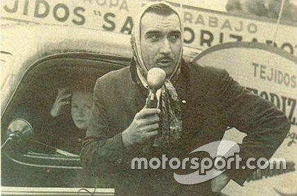 O 'Barão' narrou o título do filho no GP da Itália de 1972. Wilson morreu em 2013