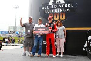 Christopher Bell, Joe Gibbs Racing, Toyota Supra Rheem and Dash 4 Cash guest.