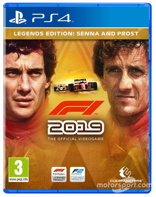 Capa da edição especial do game