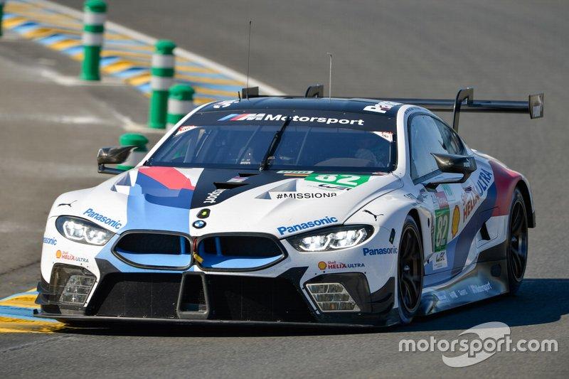GTE-Pro: #82 BMW Team MTEK, BMW M8 GTE