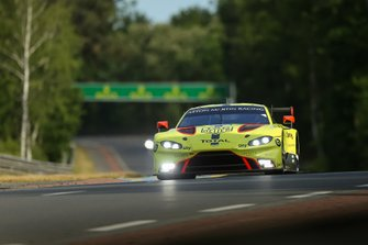 #95 Aston Martin Racing Aston Martin Vantage AMR: Marco Sorensen, Nicki Thiim, Darren Turner, Ross Gunn