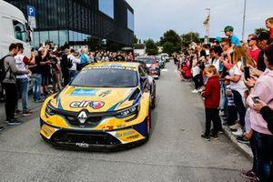 Антон Марклунд, GC Kompetition, Renault Mégane R.S. RX