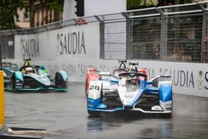 Antonio Felix da Costa, BMW I Andretti Motorsports, BMW iFE.18, Jérôme d'Ambrosio, Mahindra Racing, M5 Electro