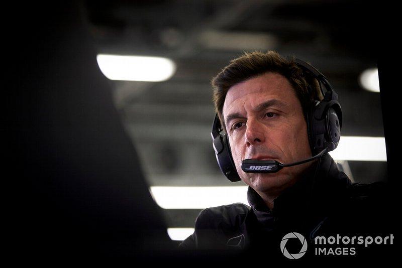 Toto Wolff, Director Ejecutivo (Negocios), Mercedes AMG