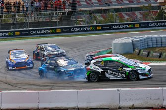 Janis Baumanis, STARD, Andreas Bakkerud, Monster Energy RX Cartel