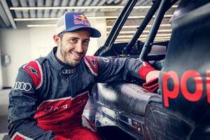 Andrea Dovizioso, Audi RS 5 DTM