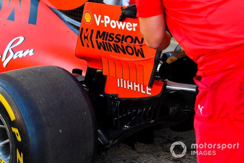 Detalhe da logo da Mission Winnow