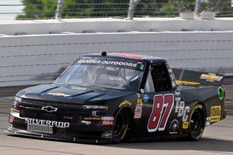 Tyler Ankrum, NEMCO Motorsports, Chevrolet Silverado Toenjes Brick Contracting, Inc.