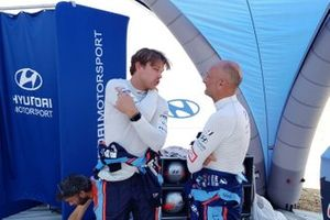 Andreas Mikkelsen, Hyundai Motorsport, Gabriele Tarquini