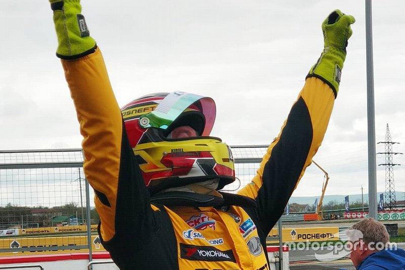 Kirill Ladygin, LADA Sport