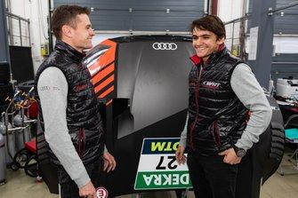 Jonathan Aberdein, Pietro Fittipaldi, Audi Sport Team WRT