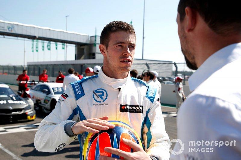 № 3 – Пол ди Реста, Aston Martin Vantage AMR, команда – R-Motorsport