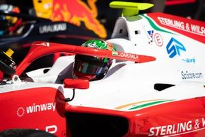 Race winner Jehan Daruvala, PREMA Racing