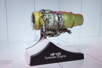 Réacteur HF120 Turbofan