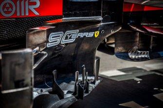 Ferrari SF90 bargeboard detail