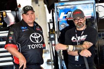Rudy Fugle and Scott Zipadelli, Greg Biffle, Kyle Busch Motorsports, Toyota Tundra Toyota