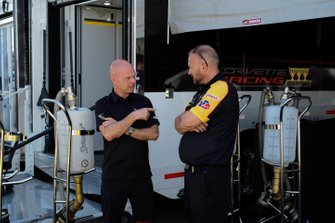 #3 Corvette Racing Corvette C7.R, GTLM: Jan Magnussen, crew