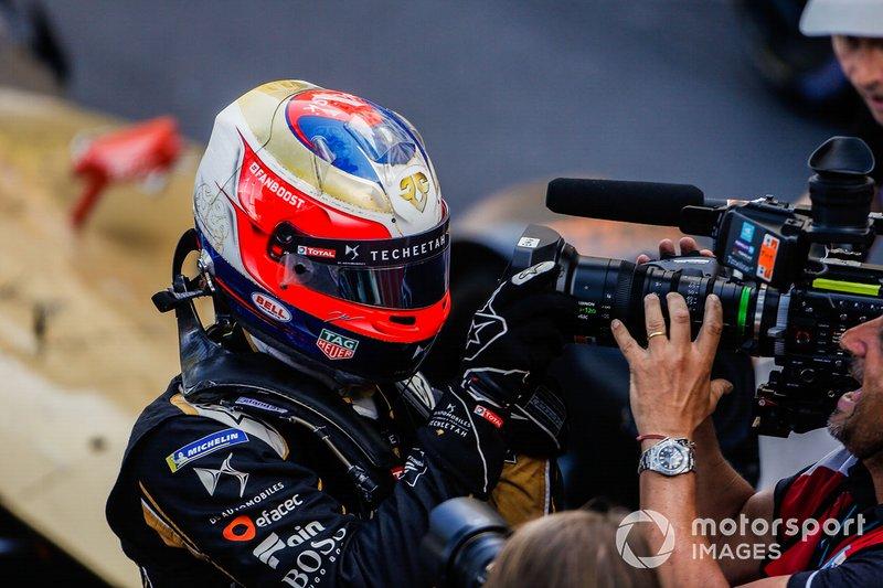 Jean-Eric Vergne, DS TECHEETAH, DS E-Tense FE19, wins the Monaco ePrix