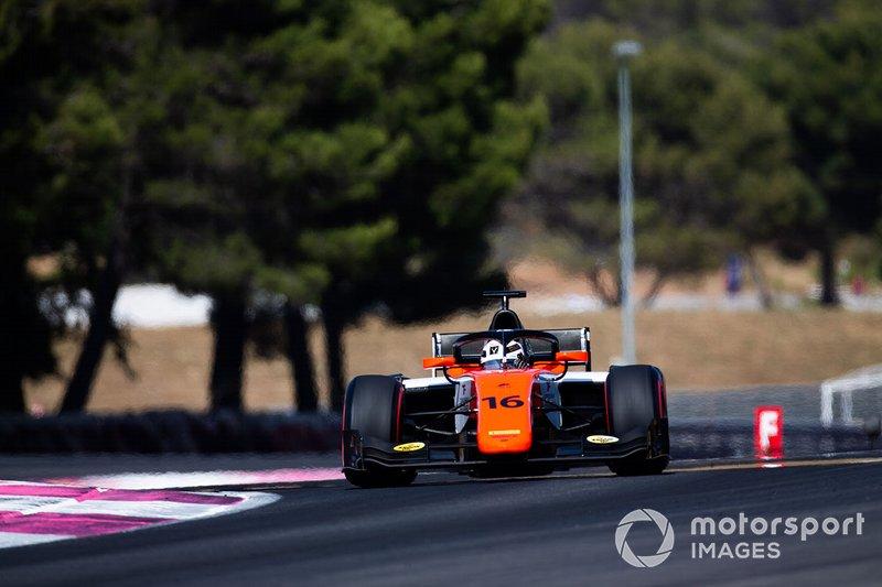 Artem Markelov, MP Motorsport