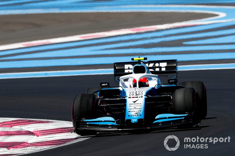 18: Robert Kubica, Williams FW42, 1'33.205