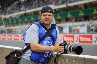 Alexander Trienitz, fotógrafo de Motorsport.com