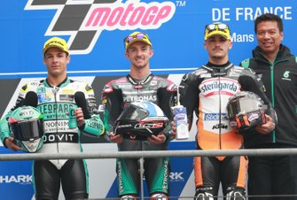Lorenzo Dalla Porta, Leopard Racing, John McPhee, SIC Racing Team, Aron Canet, Max Racing Team