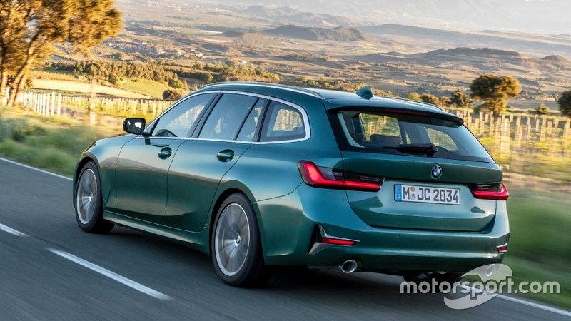 BMW 3er Touring 2019 Luxury line