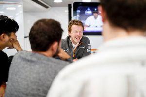 Oliver Turvey, pilote d'essai, McLaren