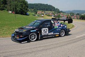 Roger Schnellmann, Mitsubishi Lancer Evo 8 J-SPEC, Rennclub Untertoggenburg
