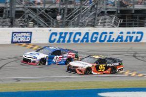 Matt DiBenedetto, Leavine Family Racing, Toyota Camry Procore Ryan Preece, JTG Daugherty Racing, Chevrolet Camaro Kroger