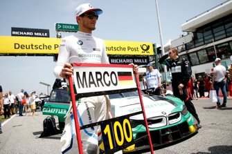 100th races for Marco Wittmann, BMW Team RMG