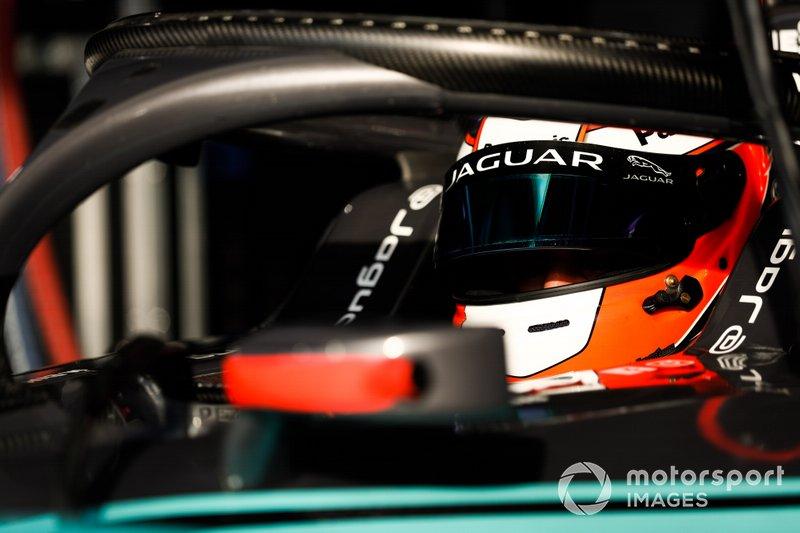 Митч Эванс, Jaguar Racing, Jaguar I-Type 3