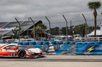 Michelin Man with #6 Acura Team Penske Acura DPi, DPi: Juan Pablo Montoya, Dane Cameron, Simon Pagenaud