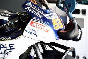 Avintia Ducati, fairring